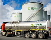 Lorega Bio - Branding