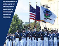 VMI Color Guard Brochure