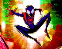 Spider-Verse... TAXI!!