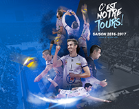 Poster VolleyBall Ligue A