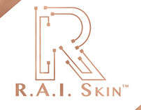 Product Branding - R.A.I. Skin (DuoSkin Technology)