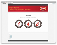 Tyson Equipment Suppliers