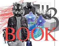 Diseño gráfico BOOK Magazine