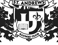 University Crest & Logo Design