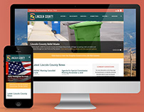 Lincoln County NM Website Design & Development
