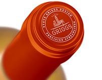 Steve Griggs Design Brand Identity