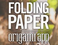 Folding Paper Origami App