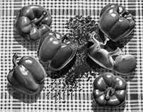 Peppers (still life)