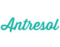 Antresol. Нейминг мобильного приложения
