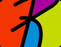 Diseño de Marca Personal K.O. (Key.Oh).