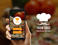 FoodChef Android Delivery App