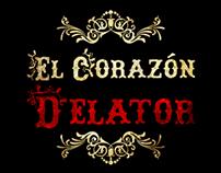 """Animación - """"El Corazón Delator"""""""