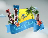 Hersheys 'Moment of Paradise'