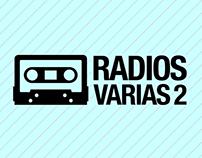 Radios varias 2
