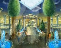 Casino New Century - Macau - Interior Design