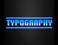 Typography Pixel
