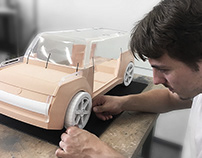 "The making of "" Volkswagen ALMANRA Concept """