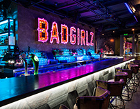 BADGIRLZ Budapest barclub