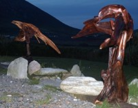 EAGLES OF ACHILL