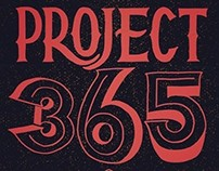 Project 365 - Lettering Every Single Day