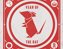 Chinese Zodiac Posters