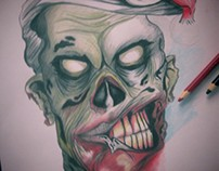 Zombie Navideño