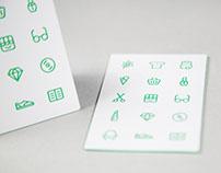 shoperate icon design