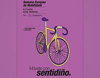 Semana Europea da Mobilidade 2015