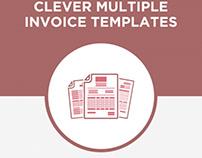 Odoo Invoice Templates