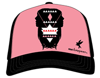 One Teaspoon Trucker Hat