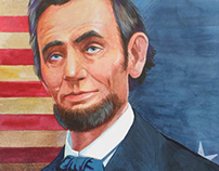 Likeness of A. Lincoln