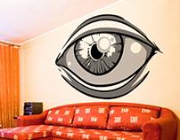 Vinyl Wall Artwork
