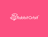 RabbitOrbit Design Studio Logo