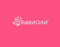 RabbitOrbit Design Studio Logo