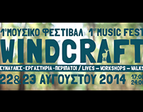 WINDCRAFT MUSIC FESTIVAL PROMO