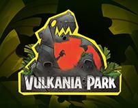 Dofus Vulkania logotype