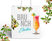 BRUNCH ELECTRO // NOW HOTEL