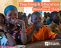Teaching & Education Campaign