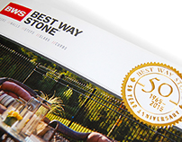 Best Way Stone 2015 Product Catalogue
