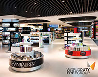 WORLD DUTY FREE Airport Store