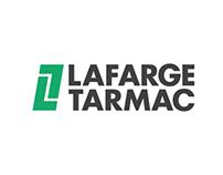 LafargeTarmac visual identity