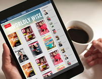 Scanie - Newsstand Ipad App