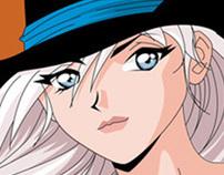 Anime / Manga Illustrations