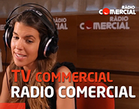 TV COMMERCIAL VIDEO CAMPAIGN -  Rádio Comercial