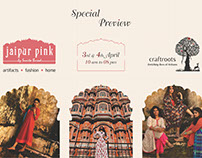 Special Preview With Jaipur Pink