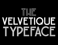 Velvetique Typeface