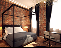 Boutique Hotel Renderings