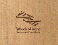 Wood of island