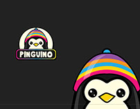Pinguino Logo Design and Branding