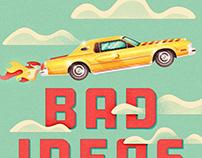 Bad Ideas Book Cover